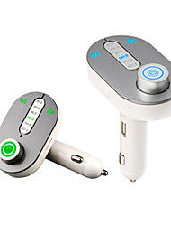 cheap -Bluetooth FM Transmitter, Universal Wireless FM Transmitter/Mp3 Player/Car Charger