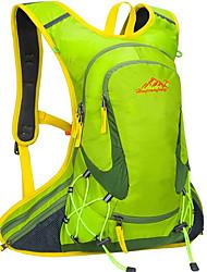 Bike Bag 15LCycling Backpack Backpack Bicycle Bag Nylon Cycle Bag Leisure Sports Cycling/Bike