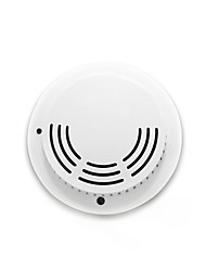 9V Long Life Lithium Battery Operated Stand Alone Photoelectric Smoke Detector SD01 with CE RoHsFCC Certificated For FSK868MHz