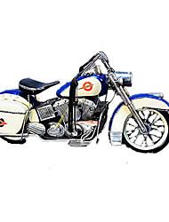 Figurines d'Action & Animaux en Peluche Voitures de jouet Moto Jouets Moto Rétro Nouveauté Articles d'ameublement Garçon Fille Pièces