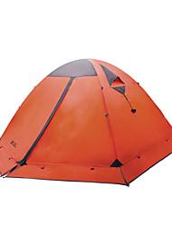 MOBI GARDEN 3-4 Pessoas Tenda Triplo Barraca de acampamento Um Quarto Tenda Automática Manter Quente Prova-de-Água Portátil A Prova de