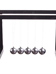 cheap -Balls Newton Cradle Balance Balls Toys Square Plastic Iron Metal Boys' Girls' Pieces