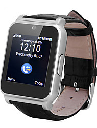 Smart watchResistente all'acqua Video Telecamera Monitoraggio frequenza cardiaca Sonoro GPS Chiamate in vivavoce Controllo messaggeria