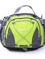 15 L Sling & Messenger Bag Shoulder Bag Climbing Leisure Sports Camping & Hiking Waterproof Breathable Shockproof Canvas