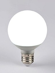 cheap -3W 200-300 lm E26/E27 LED Globe Bulbs G80 12 leds High Power LED Decorative Warm White AC 220-240V