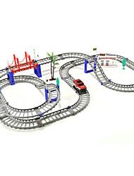 Недорогие -Обучающая игрушка Игрушки Оригинальные Электрический Автомобиль 1 Куски Мальчики Девочки Рождество День рождения День детей Подарок
