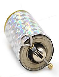 Недорогие -Товар для фокусов Хобби и досуг Цилиндрическая Металл Радужный Для мальчиков Для девочек 8-13 лет от 14 лет