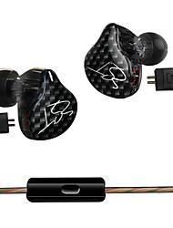 Neutro prodotto ZST-TT Microauricolari (infra-orecchio)ForLettore multimediale/Tablet Cellulare ComputerWithDotato di microfono DJ Radio