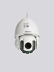 Недорогие -wanscam® PTZ IP камера наружного 720p день ночь водонепроницаемый WiFi p2p