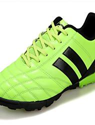 Sneakers Soccer Shoes Men's Women's Kid's Anti-Slip Wearproof Ultra Light (UL) Outdoor PVC Leather Rubber Running/Jogging Soccer/Football
