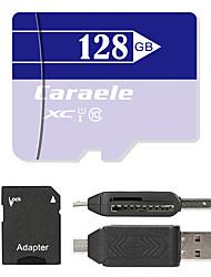 Caraele 128GB Micro-SD-Karte TF-Karte Speicherkarte UHS-I U1 Class10