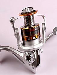 Mulinelli da pesca Mulinelli per spinning 5.2:1 10 Cuscinetti a sfera Mano destra Pesca di mare Pesca dilettantistica-ST6000