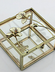 1 Peça/Conjunto Suportes para Lembrancinhas-Cúbico Vidro Caixas de Presente não-personalizado