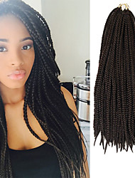 cheap -Classic Box Braids High Quality 100% kanekalon hair Twist Braids Hair Braids Daily