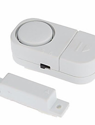 cheap -Door Window Wireless Security Entry Burglar Alarm System--Super loud 90 dB alarm
