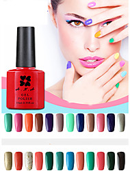 cheap -1 pcs ana 192 colors gelpolish nail art soak off uv nail gel polish 12ml 97 120