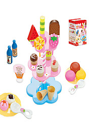 cheap -AIQILE Toys Ice Cream Toys Novelty Plastic Pieces