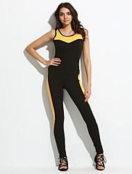 preiswerte -Damen Overall - Rückenfrei, Einfarbig
