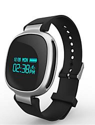 Sport imperméable à l'eau forme dynamique contrôle du rythme cardiaque analyse du sommeil étape bluetooth bracelet intelligent pour ios android