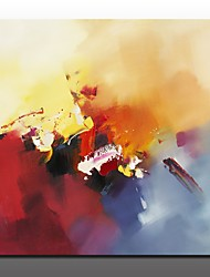 Large Hand Painted Modern Abstract Oil Painting On Canvas Wall Art Pictures For Living Room Home Decoration Ready To Hang