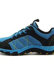 Sports Sneakers Hiking Shoes Mountaineer Shoes UnisexAnti-Slip Anti-Shake/Damping Cushioning Ventilation Wearproof Fast Dry Waterproof