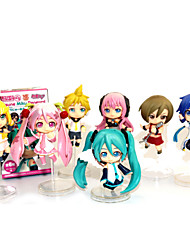 Vocaloid Hatsune Miku PVC 9.5 Figure Anime Azione Giocattoli di modello Bambola giocattolo