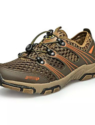 Casual Shoes Sneakers Hiking Shoes Men'sAnti-Slip Anti-Shake/Damping Cushioning Ventilation Impact Wearproof Fast Dry Breathable Ultra