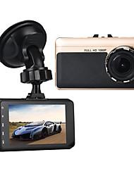 cheap -A15 Full HD 1920 x 1080 Car DVR 140 Degree Wide Angle 3 inch Dash Cam with G-Sensor / Parking Monitoring / motion detection Car Recorder