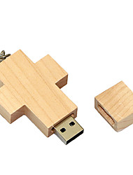 abordables -16gb usb 2.0 flash drive pluma de madera dirve usb disco