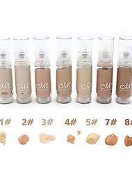 7Pcs/Set Makeup Studio Face Foundation Bb Cream Liquid Maquiagem Maquillaje Concealer Cream Base Cosmatics