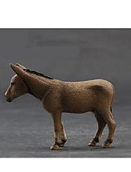 cheap -Toys Horse Lion Zebra Bear Polar bear Animal Animals Simulation Boys' Pieces