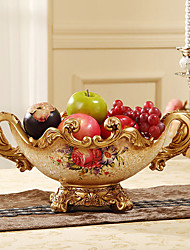 cheap -Creative Fruit Bowl Furnishing Articles Fruit Basket Resin Desktop Decoration Luxury European Top-Grade Process