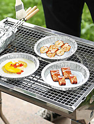 Outdoor Camping Barbecue BBQ Aluminum Foil Paper Kitchen Cooking Baking Oven Grill Paper Tinfoil Paper