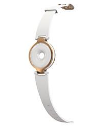 cardmisha W18 signore della vigilanza del braccialetto intelligente Bluetooth 4.0 braccialetto della salute per iOS Android
