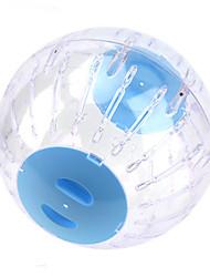 baratos -Roedores / Chinchilas / Hamster Plástico Rodas de Exercícios Azul / Rosa claro
