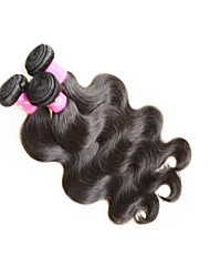 beautysister hair 8a brazilian virgin hair body wave 3pieces 300g lot natural brazilian human hair extension weaves color#1b