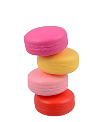1Pcs New Makeup Round candy color Moisturizing macaron lip balm Natural Plant Sphere lip gloss Lipstick Fruit Embellish lip