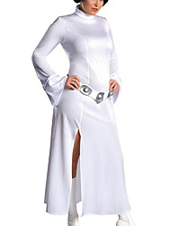 Inspired by Cosplay Star Movie Galaxy World Battle  Miss Leia  Suits Costume For Girls Great for Halloween Princess Costume