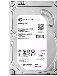 cheap -Seagate 4TB Desktop Hard Disk Drive 5400rpm SATA 3.0(6Gb/s) 64MB Cache 3.5 inch-ST4000DM000