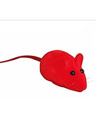 preiswerte -Katze Katzenspielsachen Haustierspielsachen Quietsch- Spielzeuge quietschen Maus Für Haustiere