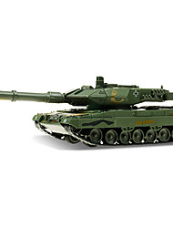 cheap -Toys Military Vehicle Retractable Tank ABS Plastic Metal Boys' Girls' Birthday Children's Day Gift Action & Toy Figures Action Games