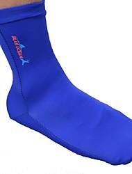 Недорогие -BlueDive® Детские унисекс 1mm Перчатки для дайвинга Дышащий Быстровысыхающий Ультрафиолетовая устойчивость Бесшовные Мягкий Тактель