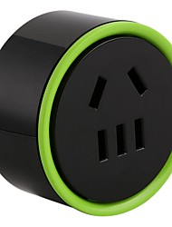 cheap -Small Kmini Pro Smart Micro - Plug Smart Home Socket Wifi Remote Control Infrared Remote Control