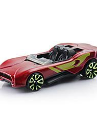 Недорогие -Модели автомобилей Гоночная машинка Автомобиль Классический и неустаревающий Изысканный и современный Мальчики Девочки Игрушки Подарок