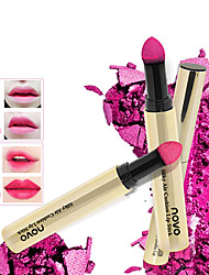 cheap -Lip Gloss Lipstick Wet Stick Coloured gloss Long Lasting Natural