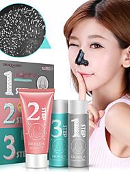 cheap -1set blackhead remover mask pore cleaner facial essence liquid face skin care set