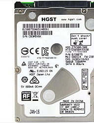 "economico -HGST 500GB Laptop / Notebook Hard Disk Drive 7200rpm SATA 3.0 (6Gb / s) 32MB nascondiglio 2,5""-HTS725050A7E630"