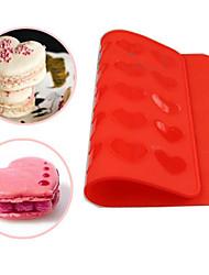muffa di cottura per la torta per il pane per Cookie per Candy In erba SiliconeAlta qualità Matrimonio Compleanno San Valentino Festa del