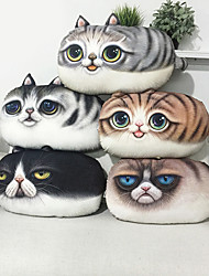 1Pc 3D Printing Cat Pattern Pillow Sofa Cushion New Style Throw Pillow