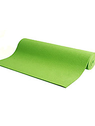 cheap -PVC Yoga Mats Odor Free Eco Friendly (1/8 inch) 3 mm for